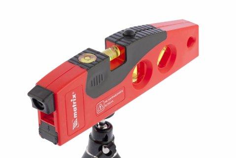Уровень лазерный, 180 мм