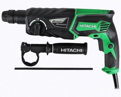 Перфоратор Hitachi DH26PC3