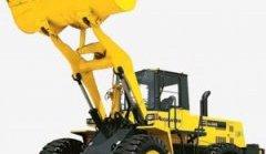frontal loader WA320