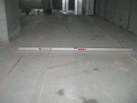 Вирівнювання підлоги від 0-3 см своїми руками